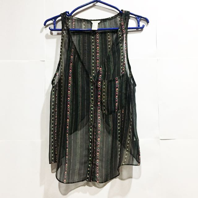 Forever 21 Layered Tank Top