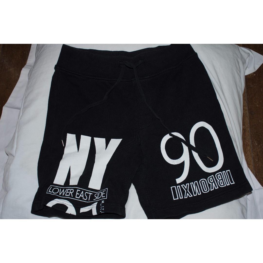 Forever 21 NY shorts