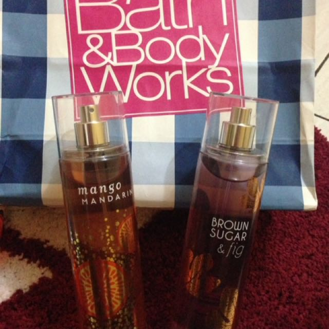Bath And Body Works Usa Fine Fragrance Mist