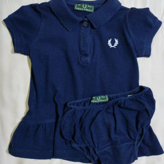 aa8fb24f Fred Perry Baby Dress, Babies & Kids, Babies Apparel on Carousell