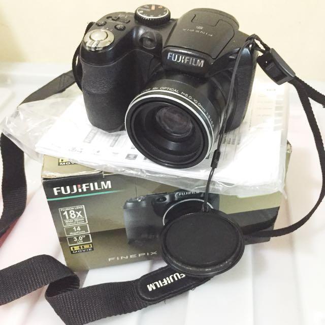 Fujifilm Finepix S2940 📷