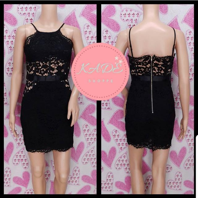 Full Lace Dress with inner lining