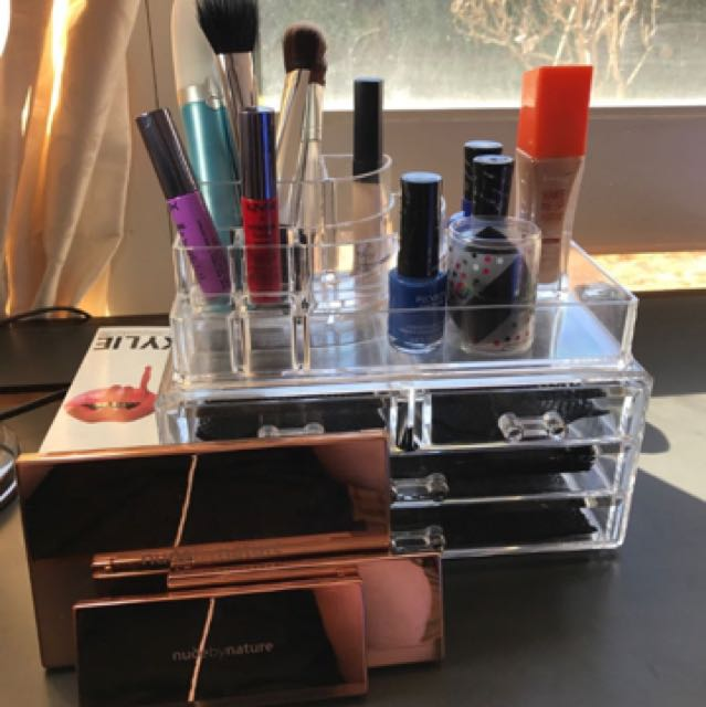 Full Set Of Makeup, Kylie, Nude, NYx Etc.
