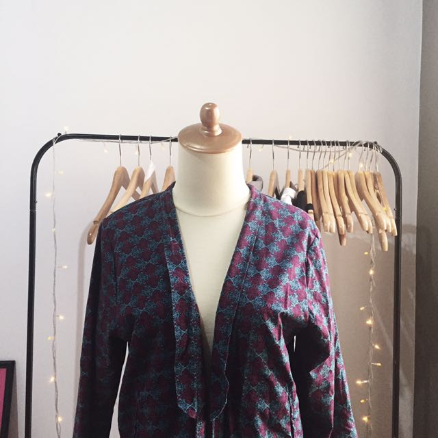 Gaudi Pattern Blazer
