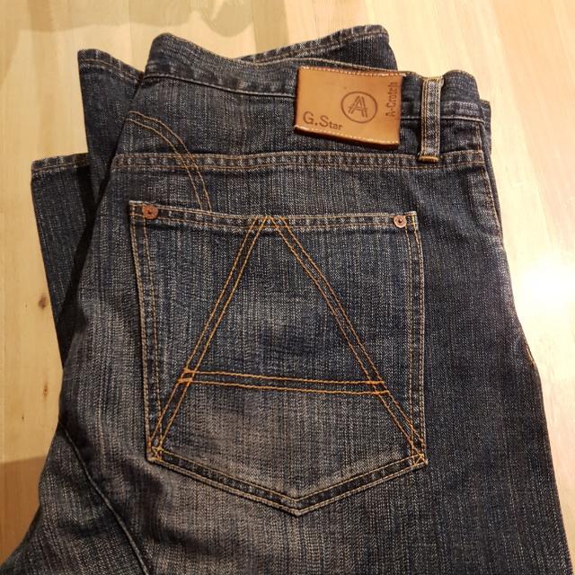 G-STAR Jeans - RARE/ORIGINAL A CROTCH 36/36