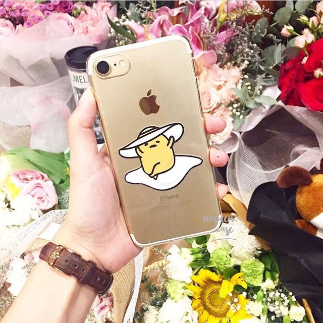 GUDETAMA IPHONE 7 HARDCASE