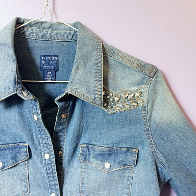 GUESS Denim Shirt