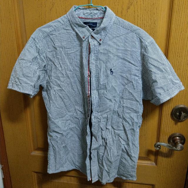 Hazzy 條紋襯衫