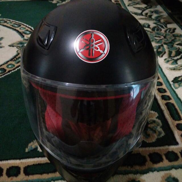 Helm Yamaha (ORI)