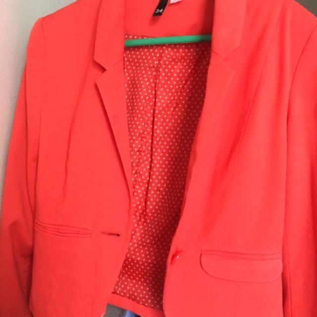 H&M Outer / Suit