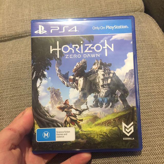 Horrizon Zero Dawn