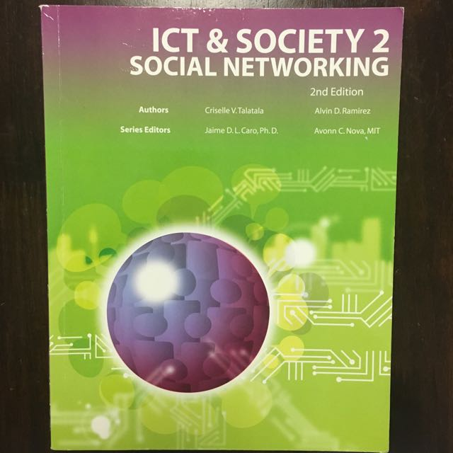 ICT & Society 2 Social Networking