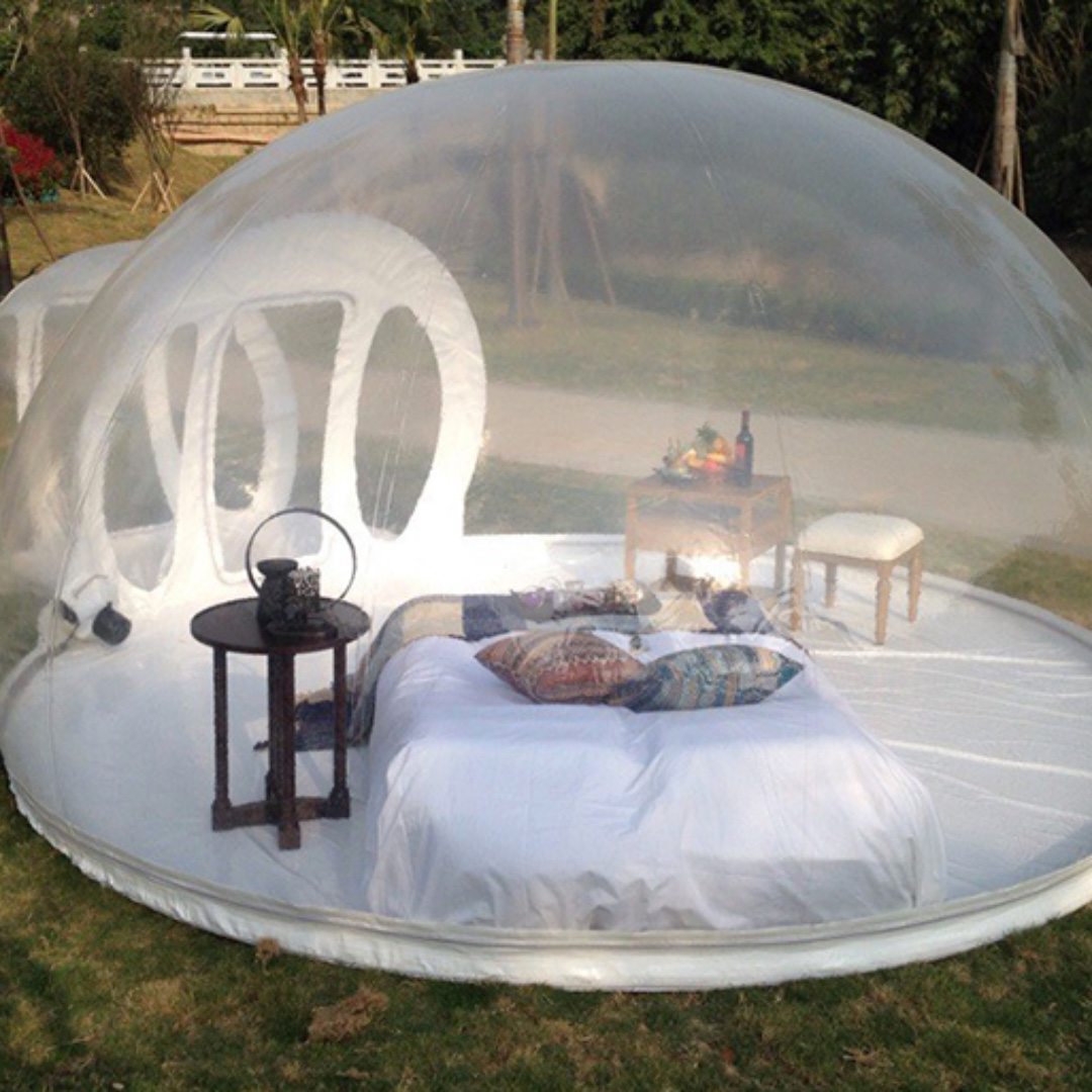 : outdoor bubble tent - memphite.com