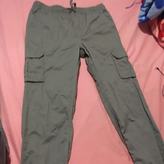 Jay Jays Trace Cargo Cuffed Pants Size 32