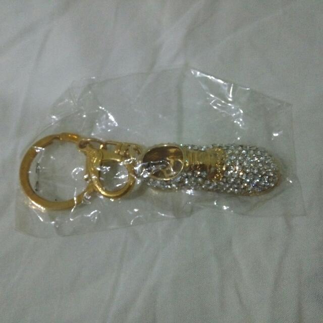 Key Chain Man Shoes