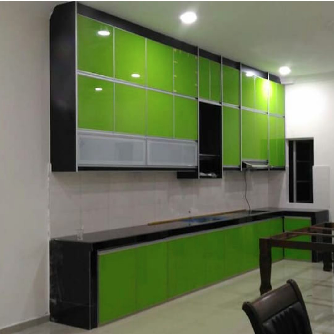 Kitchen Cabinet Kabinet Dapur 3g Home Furniture On Carou