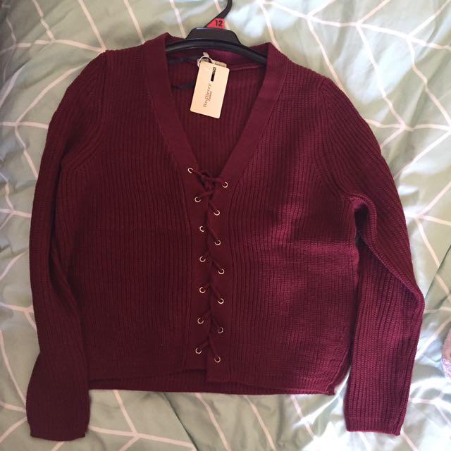 Knitwear Jumper