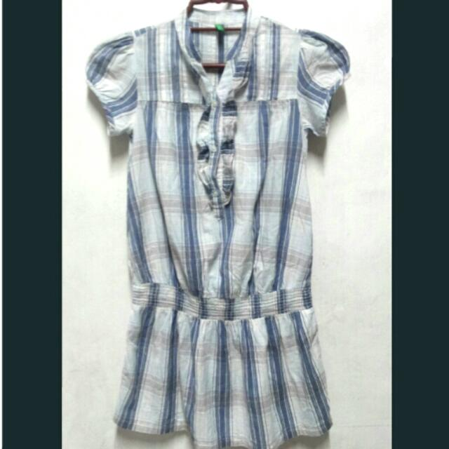 Long Blouse For Kids United Colors Of Benetton