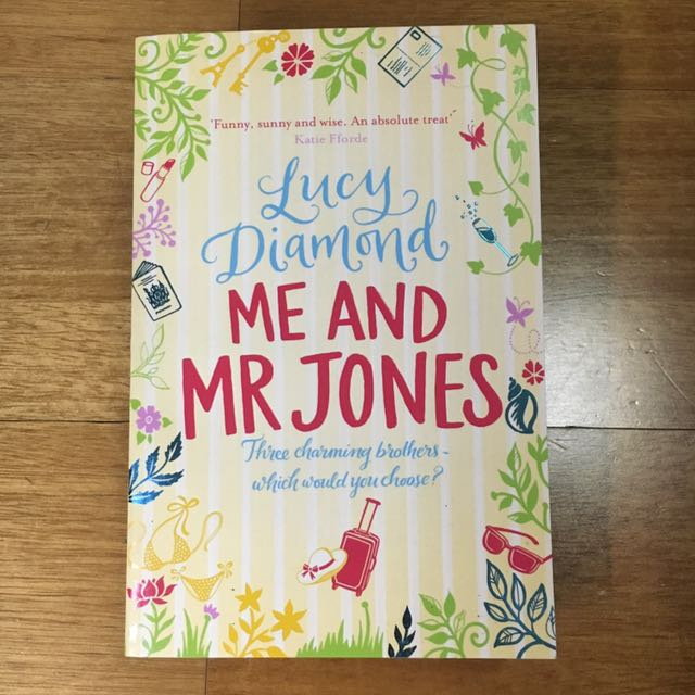 Lucy Diamond - Me and Mr Jones