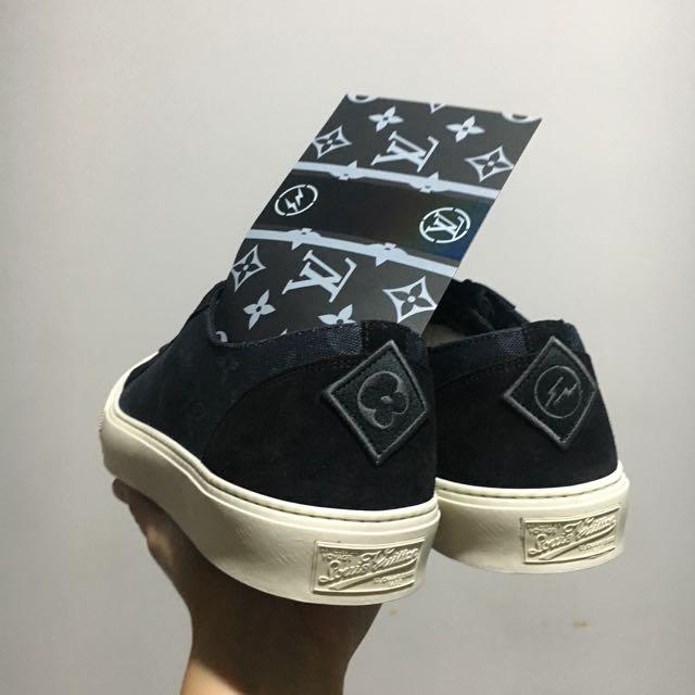 LV x Fragment Low Top Sneakers, Men's