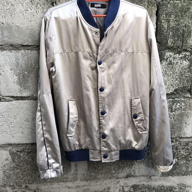 Markus Bomber Jacket