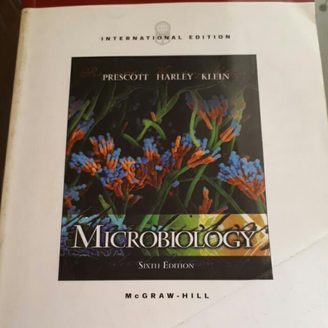 Microbiology prescott harley klein 6th ed books stationery photo photo photo fandeluxe Images