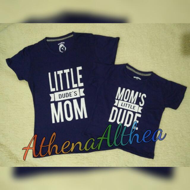 mother son/ daughter matchy shirt