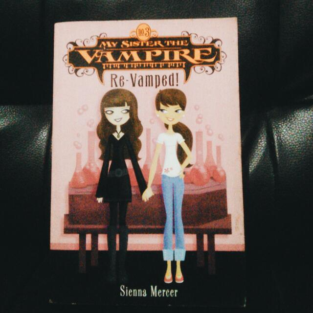 My Sister and The Vampire: Revamped