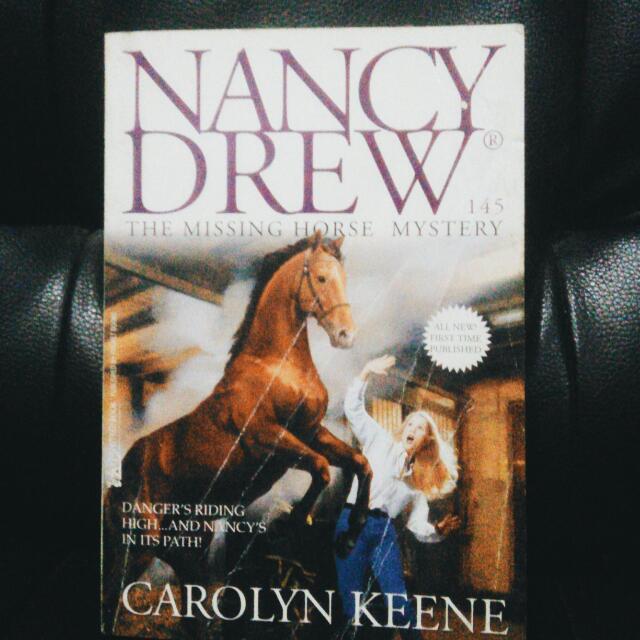 Nancy Drew: The Big Horse Story