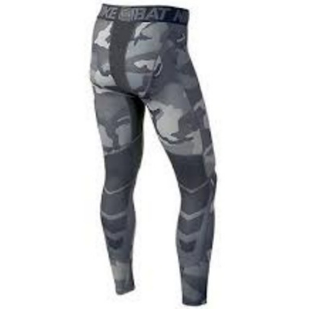meet on feet shots of attractive fashion Nike Pro Combat HyperCool Camo Compression Legging *BNwoT ...