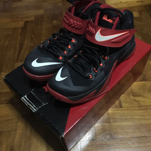 0644d0cf8201c Nike Zoom LeBron Soldier VIII 8 Basketball Shoes US9.5
