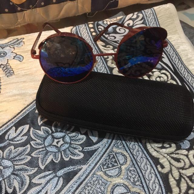No Brand Sunglasses Red