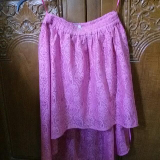 N.y.L.a Assimetric Skirt