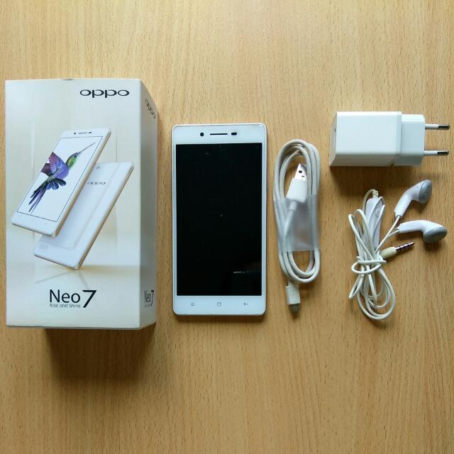 Oppo Neo 7 Putih