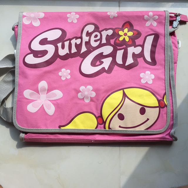 Surfer Girl Sling Bag [ORIGINAL]