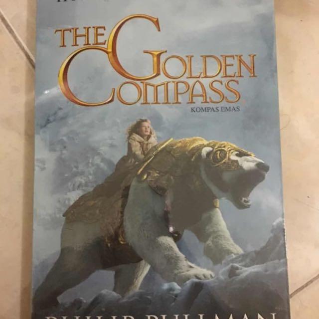 Paket Novel Golden Compass