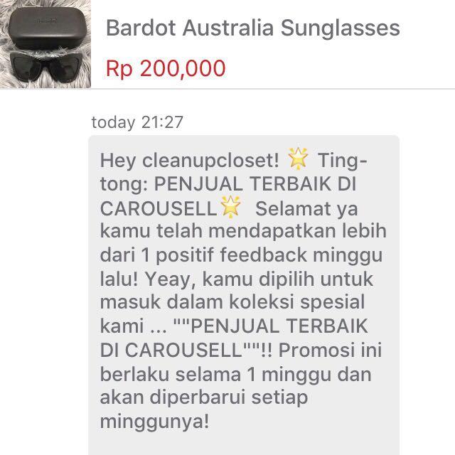 Penjual NgeTop Carousell