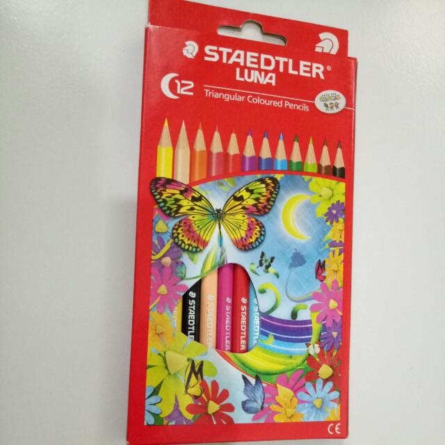 Pensil Warna Staedtler 12 Colors