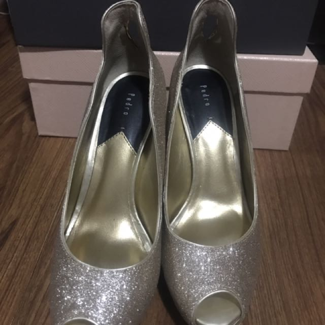 Pidro Glam Shoes Size 5, Fits 5.5 - Repriced
