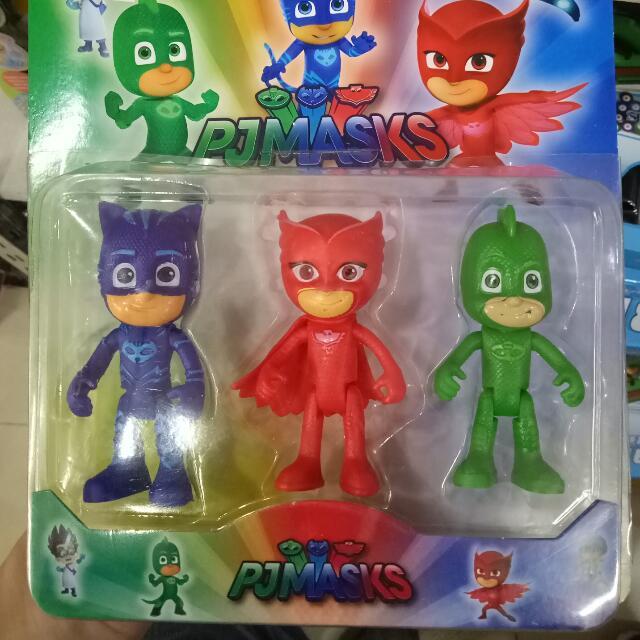 PJ Mask Action Figures Set