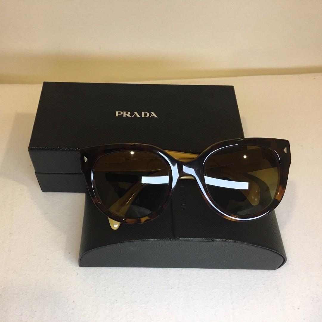 Prada PR17OS 54 sunglasses