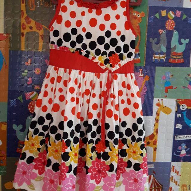 pre❤ dress 3-4 yrs.old