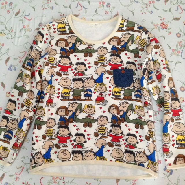 Pullover By Peanut