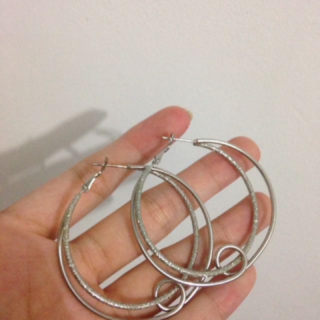 Round Earings