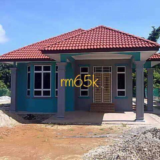 Rumah Kos Rendah Pakej Bina Atas Tnah Sendiri Property For On Carou