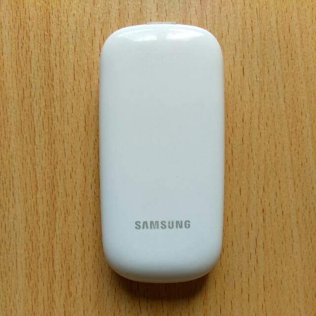 Samsung GT-E1272 Putih