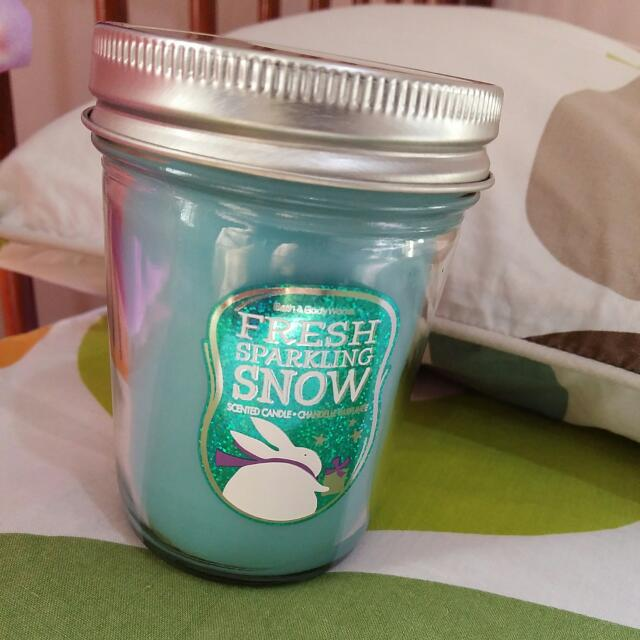Scented Candle Bath And Body Works