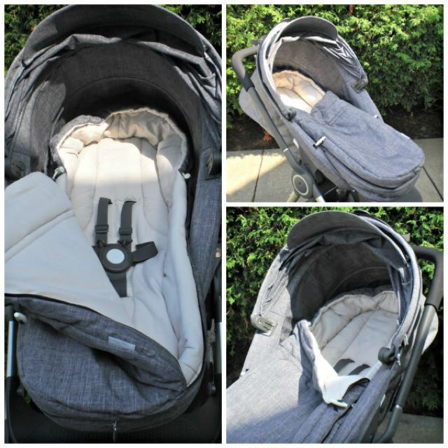 Unike Stokke Infant Soft bag, Babies & Kids, Strollers, Bags & Carriers AO-86