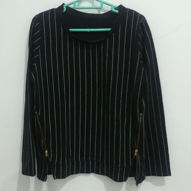 Stripe Black