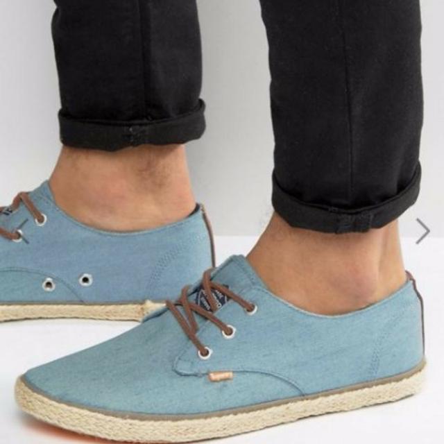 Superdry 休閒鞋 Converse可參考 帆布鞋